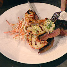 Aussie-style Christmas surf n turf recipe