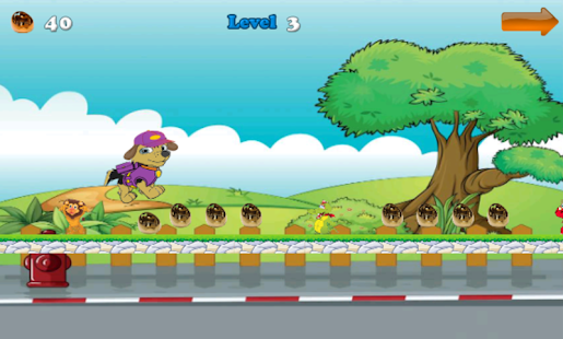 Paw Puppy Patrol Adventure - screenshot