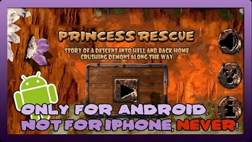 Screenshot of Princess Rescue Lite