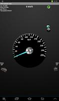 Screenshot of GPS Speedometer & Flashlight