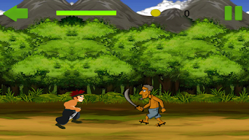 Screenshot of Rouge Army Game