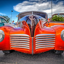 Classic Curves by Ron Meyers - Transportation Automobiles