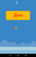 Screenshot of Flappy Fish