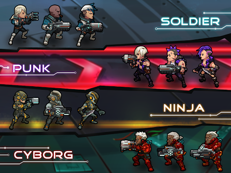 Guns Blazing! apk screenshot