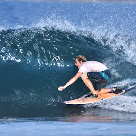 Escape by Adhy Toterz - Sports & Fitness Surfing ( #lombok #senggigi #asia #indoneisa )
