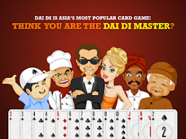 Screenshot of Big Dai Di - Big 2 Poker