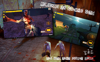 Screenshot of Zombie Chase - Walking Dead