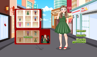Screenshot of English Girls - Girl Games