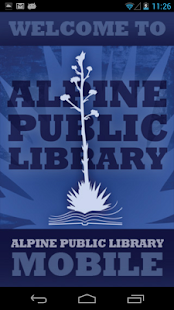 Alpine Public Library - screenshot