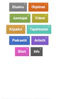 Screenshot of Radio Aalto