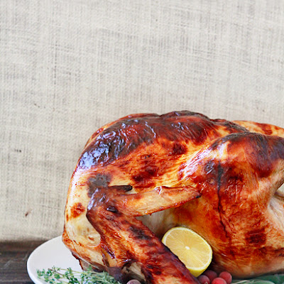 Apple Cider Sage Turkey Brine