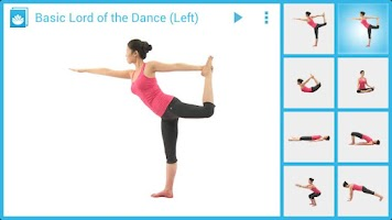 Screenshot of Yoga for Weight Loss II (PRO)