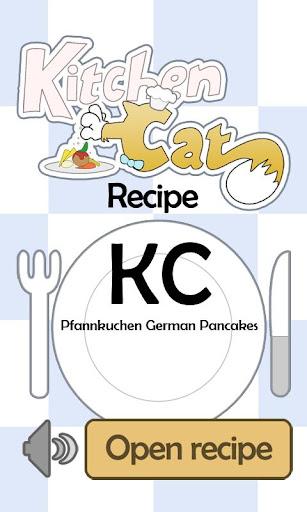 KC Pfannkuchen German Pancakes