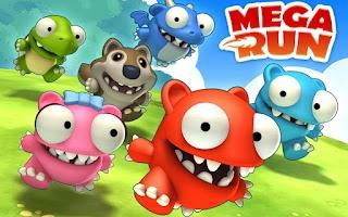Screenshot of Mega Run - Redford's Adventure
