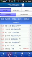 Screenshot of Soekarno Hatta Airport