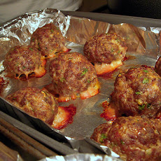 Venison Meatballs With a Creamy Bourbon Reduction