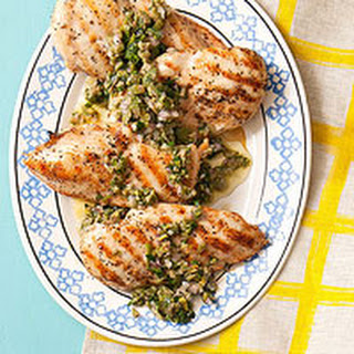 Tapenade Chicken Recipes