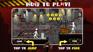 Screenshot of Stickman Gangster War