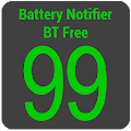 Free Battery Notifier BT Free APK for Windows 8