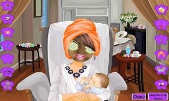 Screenshot of Mom Spa