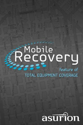 Mobile Recovery
