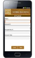 Screenshot of BOA Mobile Banking