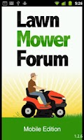 Screenshot of Lawn Mower Forum