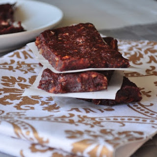 Homemade Chocolate Larabars
