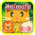 QCat-Toddler's Game: Animal icon