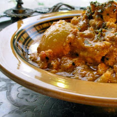 Pork and Apricot Curry