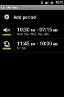 Screenshot of Let Me Sleep