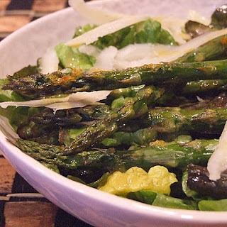 Asparagus And Lettuce Salad Recipes