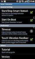 Screenshot of Smart Statusbar