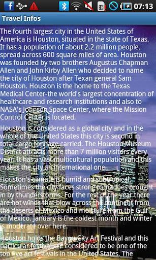 玩免費旅遊APP|下載ヒューストン、テキサス州 app不用錢|硬是要APP