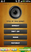 Screenshot of Kpop Music Quiz (K-pop Game)