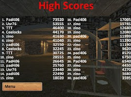 Screenshot of 3D Snake Game (SNAK3D)