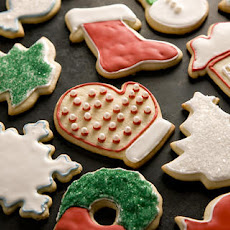 Dorie Greenspan's Sablés (Basic Sugar Cookies)