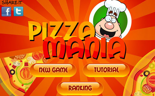 Pizza Mania Cook