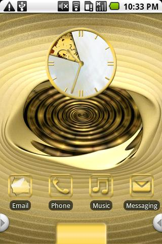 Gold Theme HD