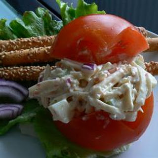 Imitation Crab Salad With Sour Cream Recipes