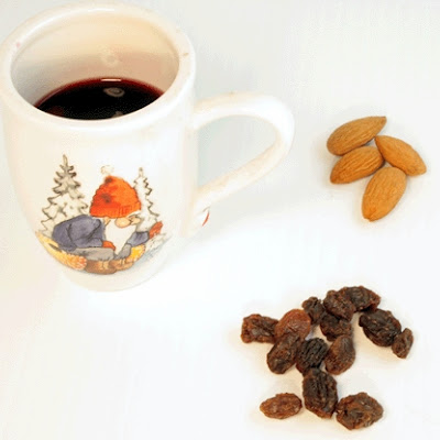Traditional Swedish Glögg