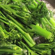 Asian-Style Broccolini