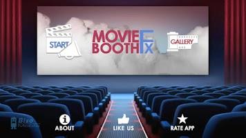 Screenshot of Movie Booth FX