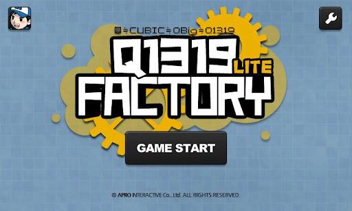 Cubic Factory LITE