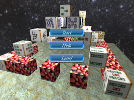 Screenshot of Snake 3D