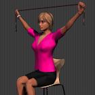 Stretch Guru:Work icon