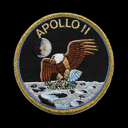 NASA Patches LOGO-APP點子