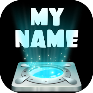my name live wallpaper android apps on google play