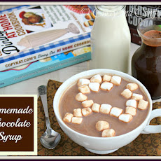 Homemade Chocolate Syrup and Book Giveaway