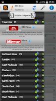 Screenshot of British News